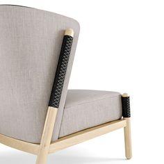 Katana - Armchair by Pavel Vetrov  #design #furniture #armchair