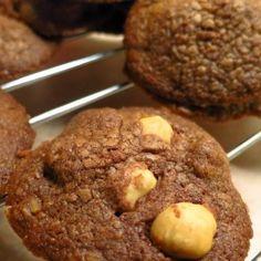 Μπισκότα με Φουντούκια με λίγες θερμίδες | Κλινικός Διαιτολόγος MSc Θεσσαλονίκη Muffin, Breakfast, Food, Morning Coffee, Essen, Muffins, Meals, Cupcakes, Yemek