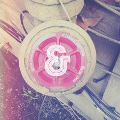 Urban flower.  #circleseries #circles #capitalandco #capandco #design ##midtownsac #sacramento #california | Flickr - Photo Sharing! Cap, California, Design, Baseball Hat