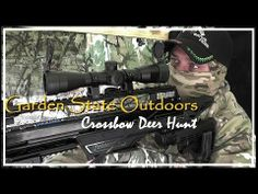 Crossbow Deer Hunt With The Carbon Express Intercept - http://huntingbows.co/crossbow-deer-hunt-with-the-carbon-express-intercept/