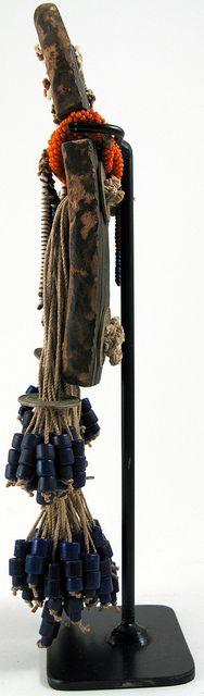 9944d Beaded Calabash Doll, Fali, Cameroon by ann porteus, Sidewalk Tribal Gallery, via Flickr