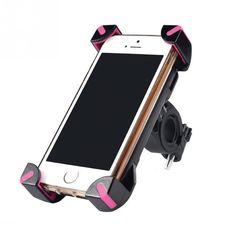 360 Rotating Bike Handlebar Phone Holder