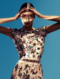 Zuzanna Bijoch,Numéro, bySebastian Kim.  #fashionphilosophy #fashionweek #fashionphotography