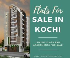 Luxury Apartments In Cochin Kerala Developers And Builders Tulsi Have