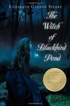 100 Legendary YA Novels | The Witch of Blackbird Pond by Elizabeth George Sp