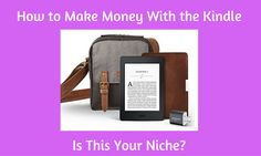 As an Amazon Associate, I got a heads-up recently of an exciting Amazon promo. Instantly, my blogger's brain leaped to how to make money with the Kindle.