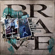 ArtScrapz: Brave