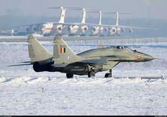 MIG 29 Fulcrum India Air Force