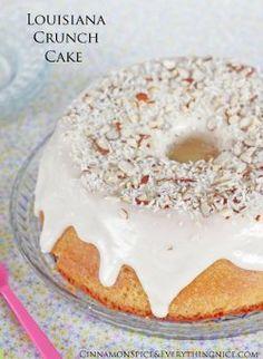 Entenmann's Louisiana Crunch Cake | All Free Copykat Recipes