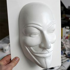 diy vacuum forming craft ideas and projects face masks