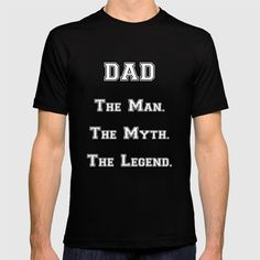 Dad The Man The Myth The Legend Tshirt will be great gift to your father for Father's Day! And also available at Mugs, Posters, Hooedies, Phone Cases, Wall Clocks, Blankets, Pillows, Duvet covers etc.. Here is my shops link here on :  https://society6.com/product/dad-the-man-the-myth-the-legend497563_t-shirt#s6-7111265p15a4v75a5v18a11v49 #fathersday #fathersdaygifts #fathersdayweekend #fathersday2017 #fathersdayideas #bestdadever #dad #father #fathersdaygift #fathersdaytreat #fathersdaysale…