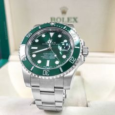 Hulk is out to Play Rolex Submariner $8500 Everyday look complete