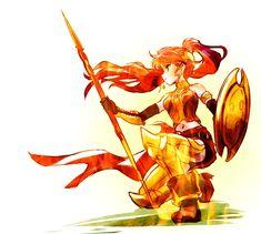 RIP Pyrrha Nikos a brave warrior and loyal friend.