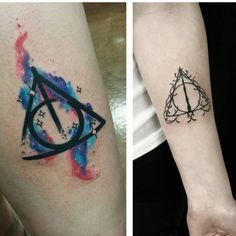 awesome Top 100 harry potter tattoos - http://4develop.com.ua/top-100-harry-potter-tattoos/ Check more at http://4develop.com.ua/top-100-harry-potter-tattoos/