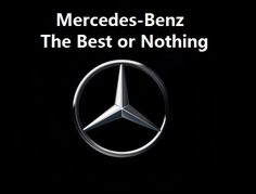 Mercedes-Benz The Best Or Nothing