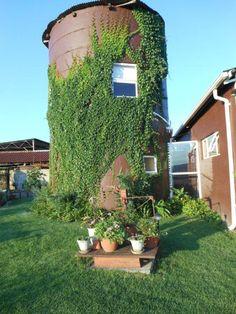 79 best grain silo home images round house tiny houses grain silo rh pinterest com