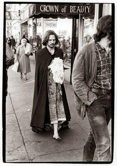 vintage everyday: San Francisco Hippies, ca. 1966-1967