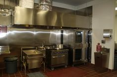 A and J Commissary Kitchen for rent in Seattle, Washington - Click to read more about it's offerings