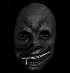 SLASHER GIMP MASK Immortal Masks, The Faceless, Clown Mask, Art Background, Mask Making, Mask Design, Skull Art, Masquerade, Costume Ideas