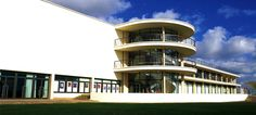 De La Warr Pavilion - Bexhill-on-Sea, East Sussex
