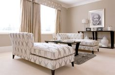 Amalie - Chaise Longues - The Sofa & Chair Company