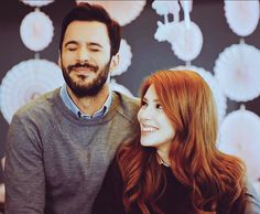 Baris Arduc and Elcin Sangu Cute Muslim Couples, Cute Couples Photos, Hot Couples, Romantic Couples, Couple Photos, Turkish Men, Turkish Beauty, Turkish Actors, Perfect Couple