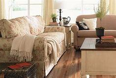 "Show details for Mohawk Rivermont White Oak-Natural 2-1/4"" Light brown hardwood"
