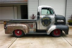 Rat Rod/ Cab over