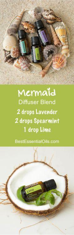 Mermaid doTERRA Diffuser Blend