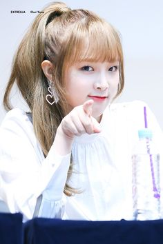 Choi Ye Na | © Estrella Honda, Japanese Names, Baby Ducks, Yuehua Entertainment, Japanese Girl Group, Kpop, First Baby, The Wiz, Pretty Woman