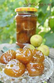 La felicità è fatta in casa: Dulceata de smochine Romanian Food, Canning Recipes, Pretzel Bites, Pickles, Jelly, Diy And Crafts, Food And Drink, Jar, Bread