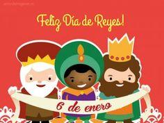 Feliz día de reyes.