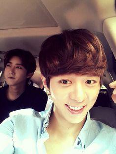 Junyoung and Kwanghee - ZE:A