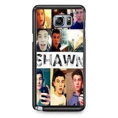 Magcon Boys Shawn TATUM-6777 Samsung Phonecase Cover Samsung Galaxy Note 2 Note 3 Note 4 Note 5 Note Edge