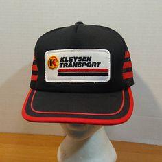 Kleysen Transport Baseball Truckers Dad Hat Cap Snapback