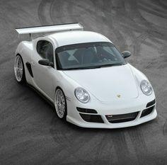 Porsche Cayman custom