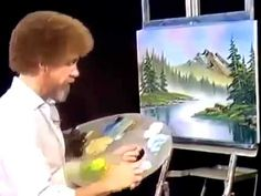 Bob Ross Season 4 Episode 13 Mountain Challenge The Joy of Painting - YouTube