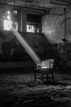Redemption for the Lonely Chair by Christian VanAntwerpen on 500px