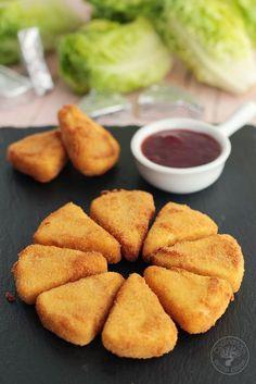 Cocinando entre Olivos: Quesitos empanados. Receta paso a paso.