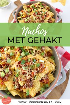 Mexican Food Recipes, Snack Recipes, Healthy Recipes, Ethnic Recipes, Yummy Snacks, Yummy Food, Happy Kitchen, High Tea, Nachos