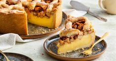 Baking desserts best 48 Ideas for 2019 Tart Recipes, Apple Recipes, Sweet Recipes, Baking Recipes, No Bake Desserts, Delicious Desserts, Dessert Recipes, Yummy Food, Baking Desserts