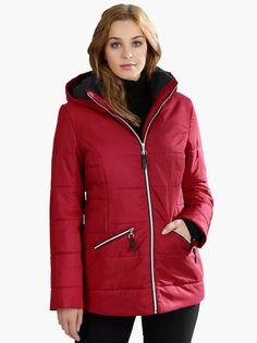 QUNANEN Womens Casual Jacket Winter Warm Parka Outwear Ladies Coat Overcoat Outercoat