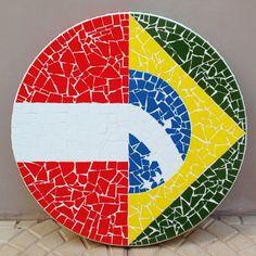 Quadro de #mosaico ,