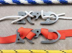 Mit Diesel Fish haben die Knotless Gear Experten von Fishbone ein grandioses Tool entworfen, um Gurte und Seile zu Transportzwecken einzusetzen. Die fischförmigen Haken sind so einfach zu benutzen,...