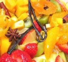 Recette - Salade de fruits aux épices qui fait faire hummm - Notée 4/5 par les internautes