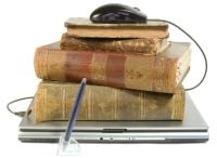 10 Books You Can Get Rid of Because of the Internet from The Clutter Diet Blog