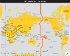 Get here all the answers to the frequently asked questions related to the world through elaborated infographics and maps. Equator Map, India World Map, International Date Line, Tertiary Education, Cold Deserts, Deserts Of The World, Country Maps, Countries Around The World, North Pole