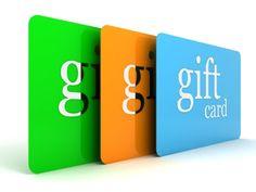 Gift Cards Ü