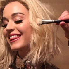 Katy Perry from Stars Get Ready for the 2017 Grammys | E! News