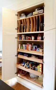 Etagere cuisine design cellier de plateau cuisine paniers - Ikea rangement cellier ...
